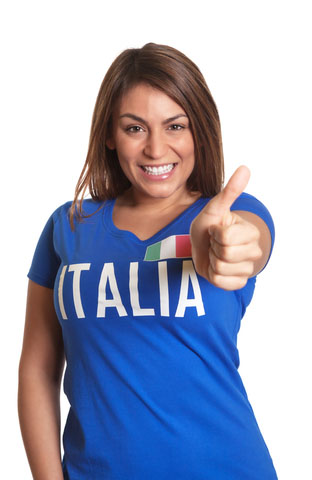 How are girls in Italy? Italian Girls